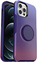 OtterBox Otter + POP Symmetry Series Case for iPhone 12 Pro Max - Violet Dusk
