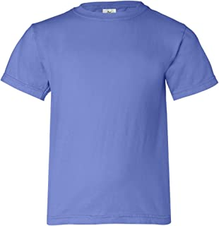 comfort colors youth shirts