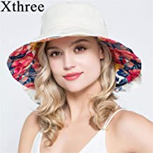 CGXBZA Sombreros de Verano para Damas, algodón, ala Grande, Gorra de Playa, Sombrero para el Sol, Estilo de Inglaterra.