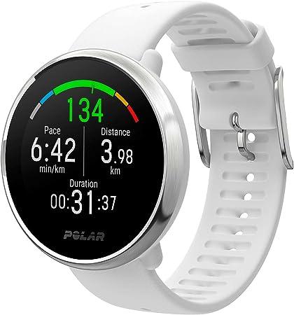 TALLA M/L. Polar Ignite - Reloj inteligente de Fitness con GPS Integrado, Smartwatch, Pulsera Deportiva Sumergible con Sensor de Pulso óptico en la Muñeca, Guía de Entrenamiento