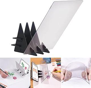 Zoomarlous Planche à Dessin de Croquis, Tableau de traçage de Peinture de projecteur de Dessin Optique, kit Facile pour De...