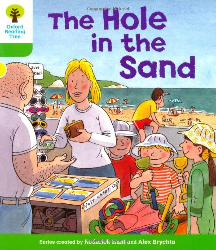 Oxford Reading Tree: Level 2: First Sentences: The Hole in the Sandの詳細を見る