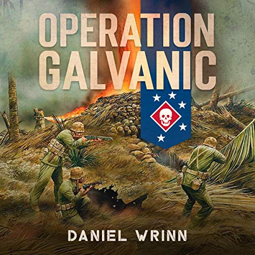 Operation Galvanic: 1943 Battle for Tarawa cover art