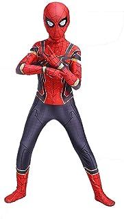 Sponsored Ad - snow flying Kids Halloween Cosplay Costumes Superhero Bodysuit