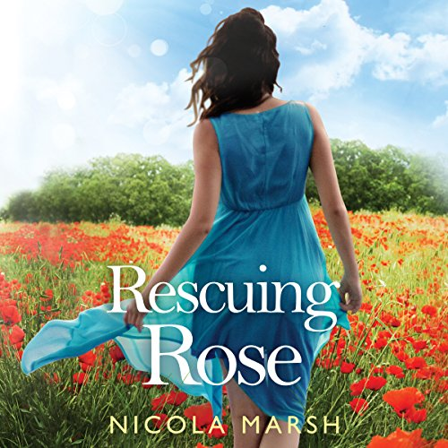 Rescuing Rose audiobook cover art