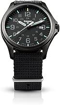traser H3 Black P67 Officer Pro Gunmetal Watch | Nato Strap