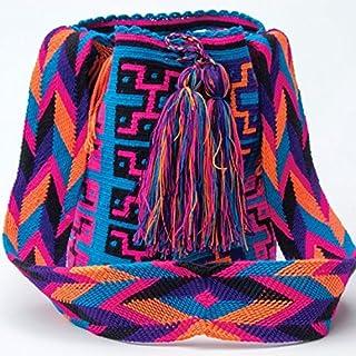 MOFLYS - Bolso Wayuu 801 - Bolso Wayuu 801