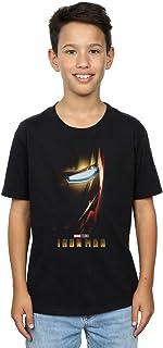 Marvel Studios Niños Iron Man Poster Camiseta