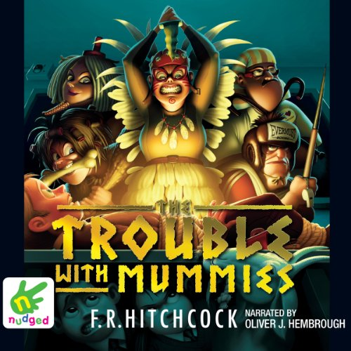 The Trouble With Mummies cover art