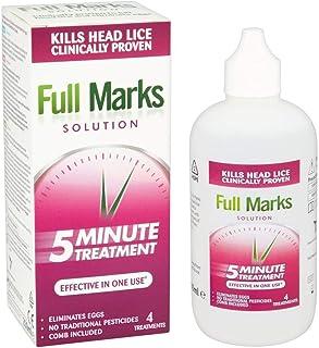Full Marks Solution, 4 Treatments, 200 ml