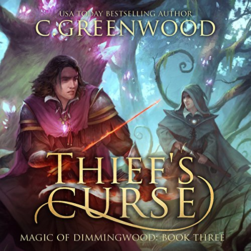 Thief's Curse audiobook cover art