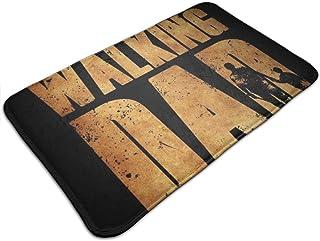 HUTTGIGH The Walking Dead - Alfombrilla antideslizante para puerta de entrada, alfombra de baño, alfombra de cocina, 44 x ...