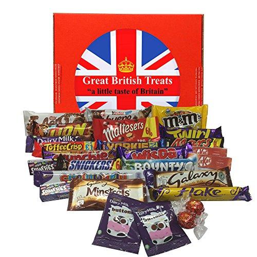 British Foods Worldwide Best of British Chocolate Gift...