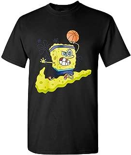 Spongeb Kyri3 Baseball Funny T Shirt