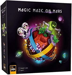 Sit Down 76748 Magic Maze on Mars Tile Game