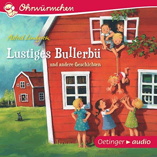 Lustiges Bullerbü und andere Geschichten Titelbild