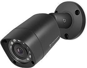 Amcrest UltraHD 4MP HD-Analog 1520P 2688TVL Bullet Outdoor Security Camera, 4MP 2688x1520, 65ft Night Vision, IP67 Weatherproof, 99.7° Viewing Angle, Black (AMC4MBC28-B)