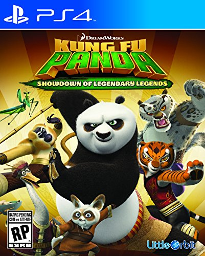 Kung Fu Panda: Showdown of Legendary Legends - PlayStation 4 by Little Orbit