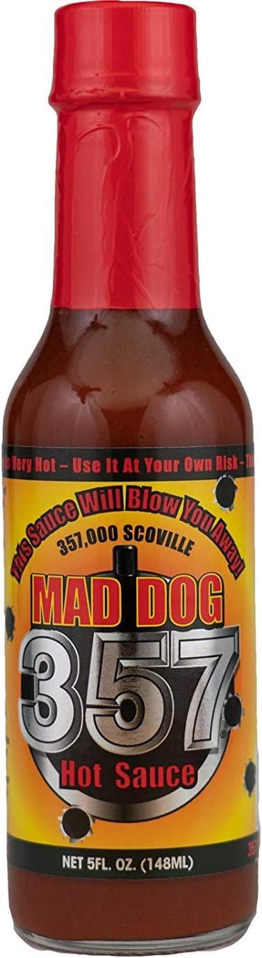Mad Dog 365 Hot Sauce