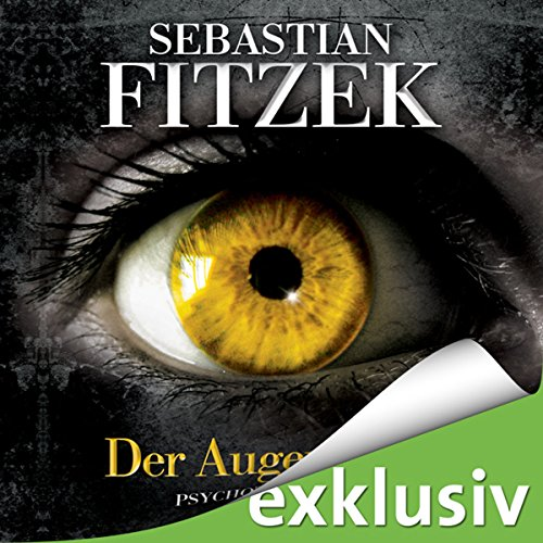 Der Augenjäger audiobook cover art