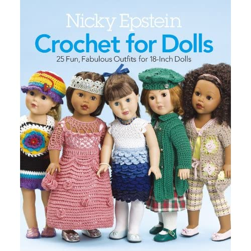 12+ Free Crochet Doll Clothes Patterns | FaveCrafts.com | 500x500