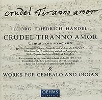Crudel Tiranno Amor (Cantata Arr. for Soprano Harp