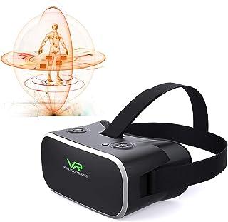 Gafas VR, Realidad Virtual 3D WiFi Bluetooth de Ocho núcleos, 2 GB, Gafas de Realidad Virtual Super Inteligentes, Sensor de giroscopios Integrado en la máquina de Juegos Deportivos.