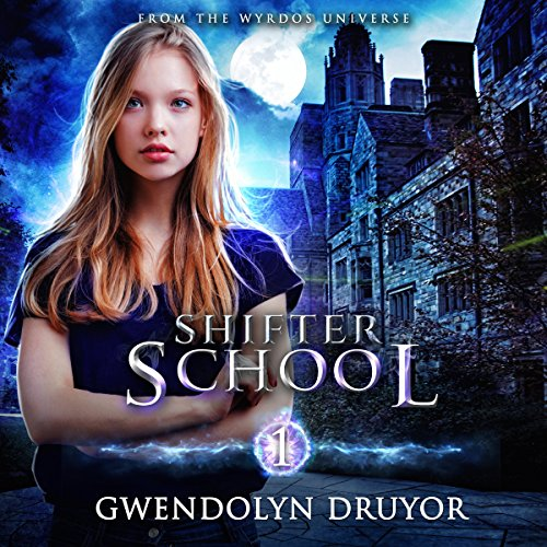 Shifter School audiobook cover art