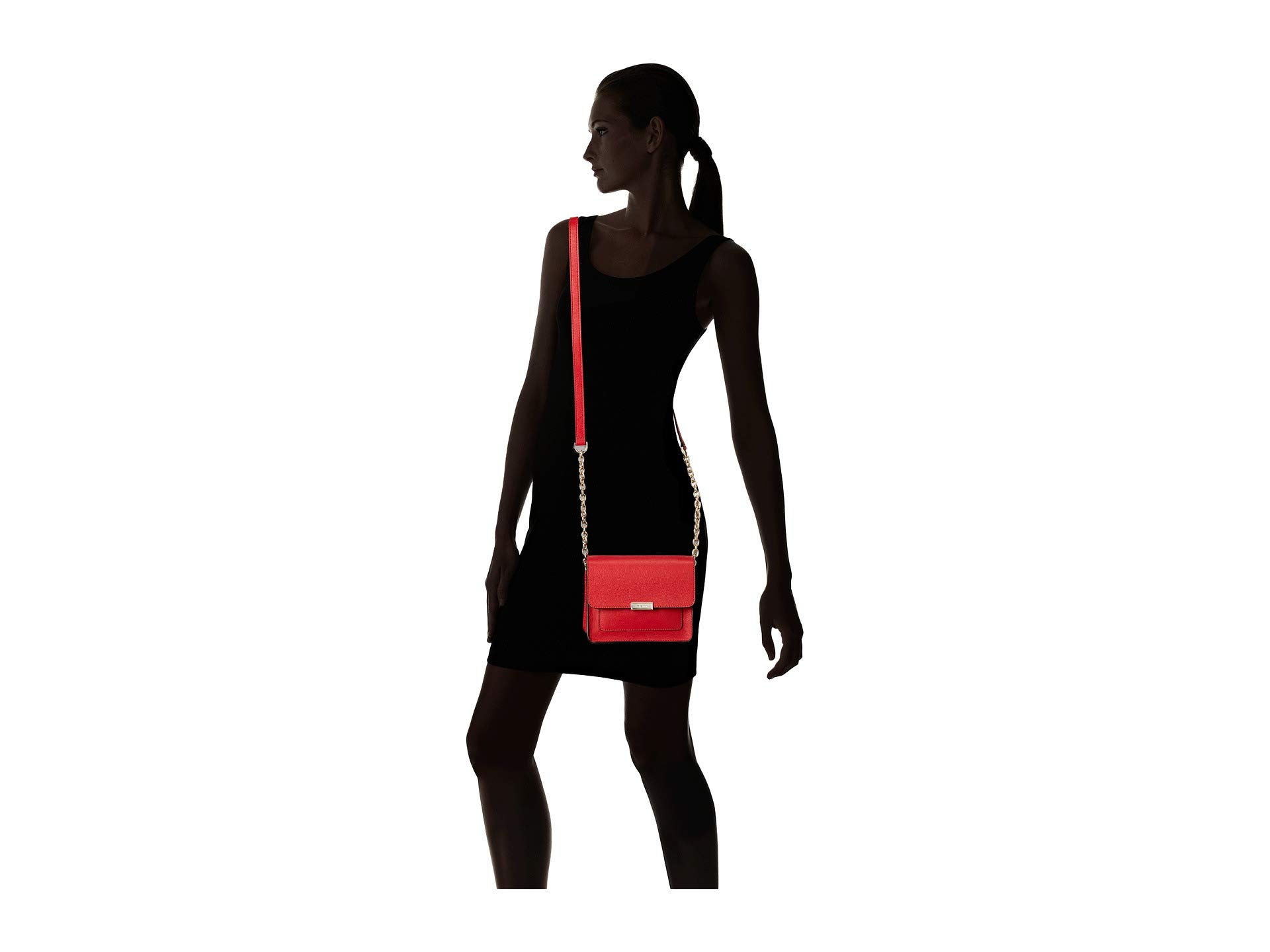 Crossbody Cherry Cole Barnados Small Piper Flap Haan qqSpvwT