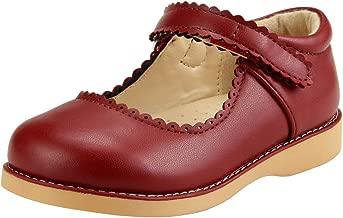 The Doll Maker Girl's Toddler Little Kids Mary Jane Flat School Dress Shoes