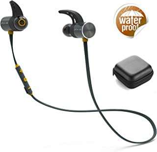 Yellow PA Wireless Earbuds That Will Fit Your Entire Lifestyle