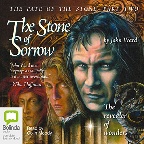 The Stone of Sorrow audiobook cover art