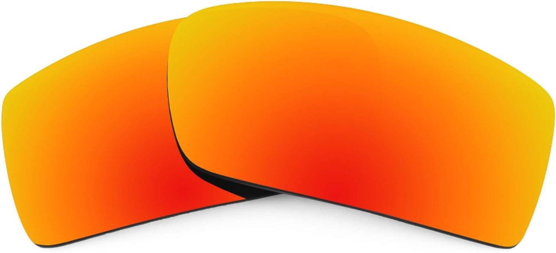 Revant Verres de Rechange pour Wiley X Arrow - Compatibles avec les Lunettes de Soleil Wiley X Arrow Rouge Feu Mirrorshield - Polarisés