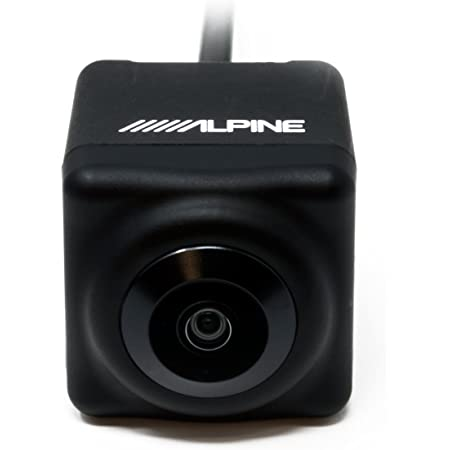 Alpine HCE-C1100 HDR Car Rear View Backup Camera, Wide Angle