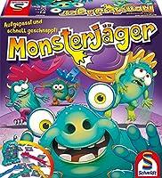 3D Aktionsspiel - Aufgepasst und schnell geschnappt! Monstermäßiger Spielspass Zielgruppe: Kinder ab 5 Jahren Spieleranzahl: 2 bis 4 Spieler Spieldauer: ca. 20 Minuten