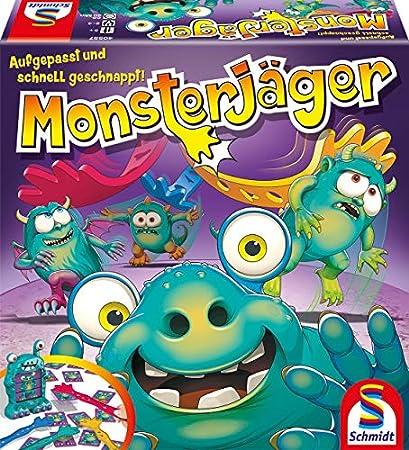Schmidt Spiele Monsterjäger Aktionsspiel