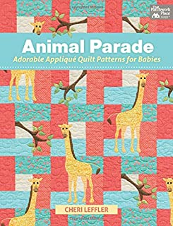 baby quilt patterns with animals