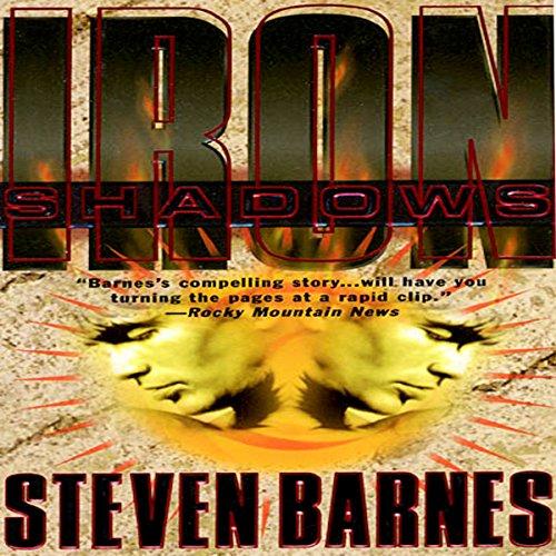 Iron Shadows audiobook cover art
