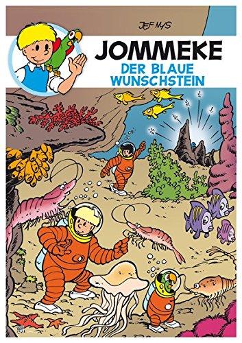 Jommeke 9 - Der blaue Wunschstein (Comic)