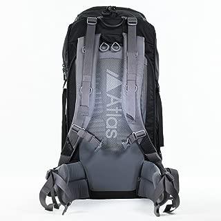 Atlas Athlete Camera Pack (Large/Black) Award Winning Camera Backpacks