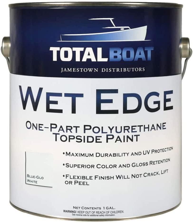 TotalBoat Wet Edge Marine Topside Boats Paint Brand Cheap Sale Venue Max 46% OFF for Fiberglass a