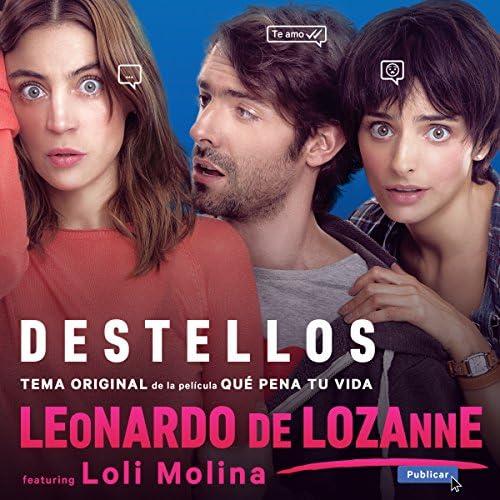 Leonardo De Lozanne feat. Loli Molina