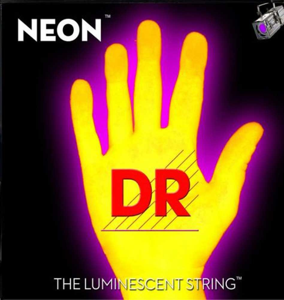 Cheap DR Strings HI-DEF NEON Electric Guitar Strings (NYE-9/46) Black Friday & Cyber Monday 2019