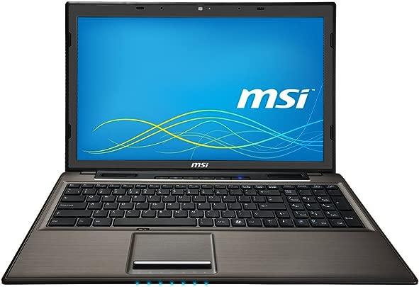MSI CX61-2QFI781 0016GD-SKU40 39 6 cm 15 6 Zoll Laptop Intel Core-i7 4712Mq 3 3GHz 8GB RAM 1000GB HDD Win 8 1 schwarz Schätzpreis : 810,18 €