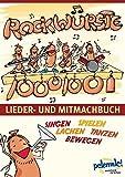 Rockwürste: Lieder- und Mitmachbuch