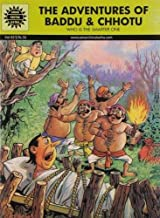 The Adventures of Baddu & Chhotu (Amar Chitra Katha)