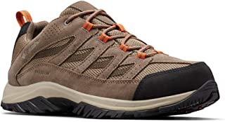 Columbia 男士 Crestwood 防水徒步鞋