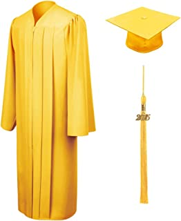 415e02280ba Matte Graduation Gown Cap   Tassel with 2016 or 2017 Year Charm
