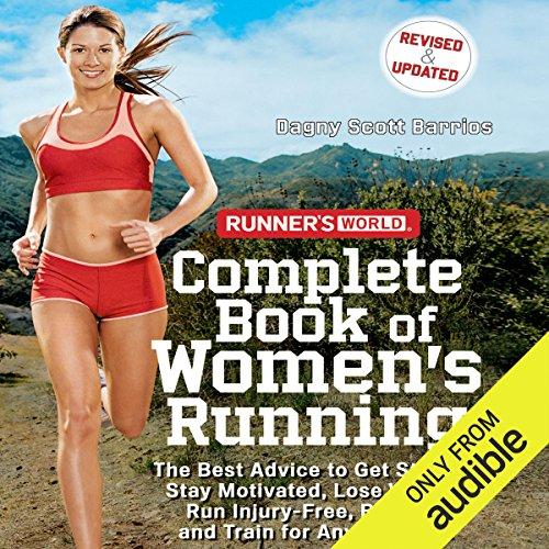 Runner's World Complete Book of Women's Running audiobook cover art