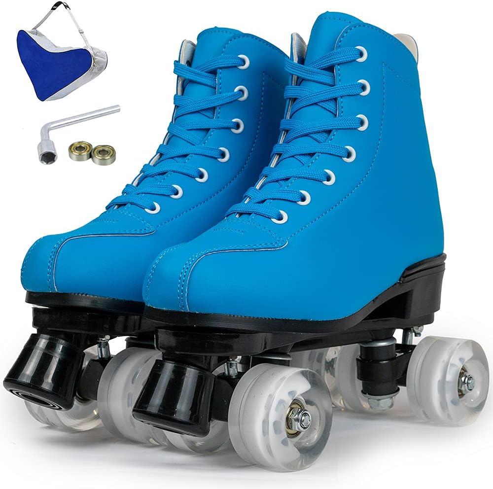 Women's Roller Daily bargain sale Skates OFFicial store - Shiny Women Adult Men for